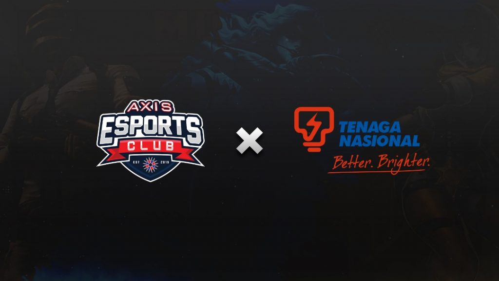 TENAGA NATIONAL BERHAD SPONSORS AXIS ESPORTS LEAGUE! 1